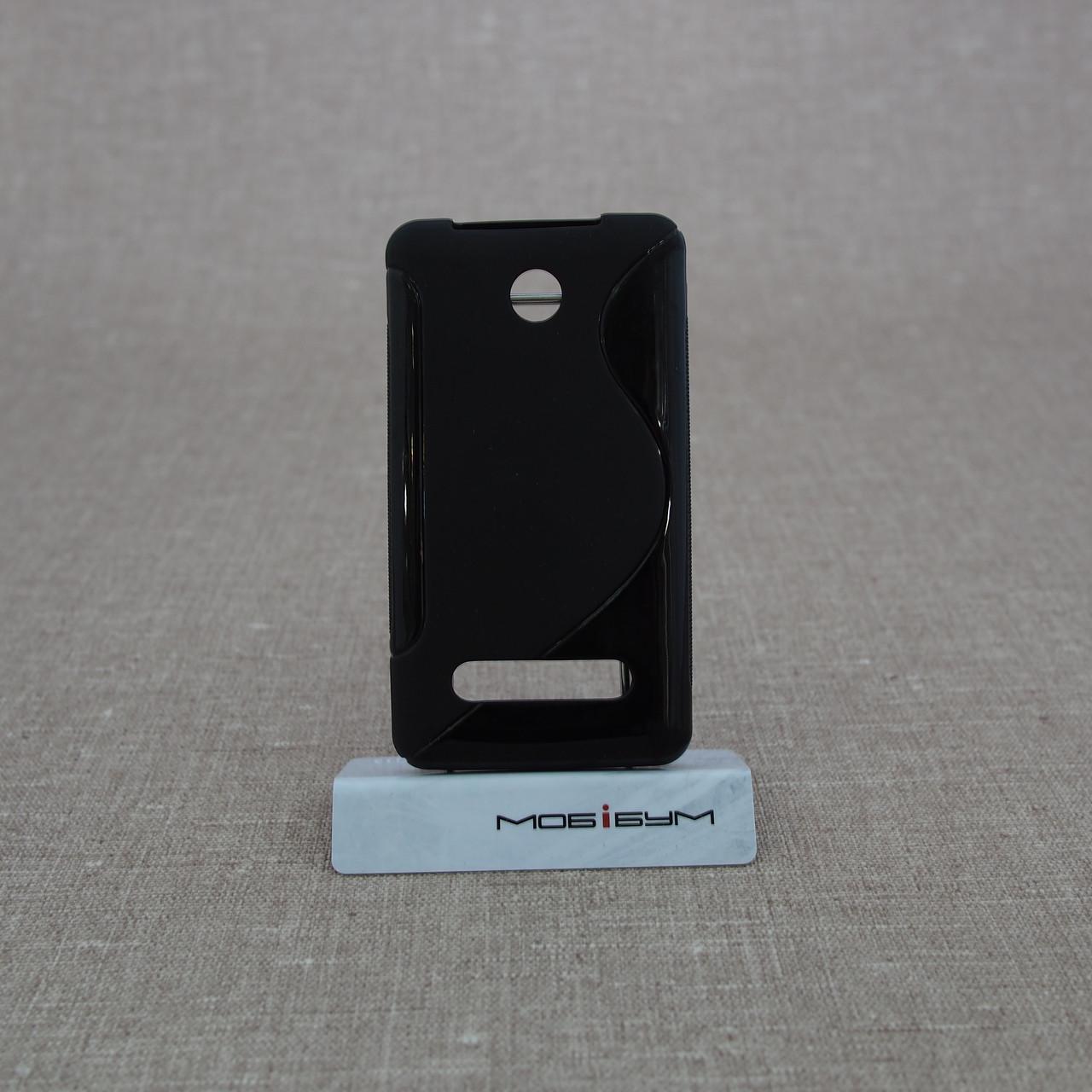 Чехол TPU Duotone Nokia 210 black