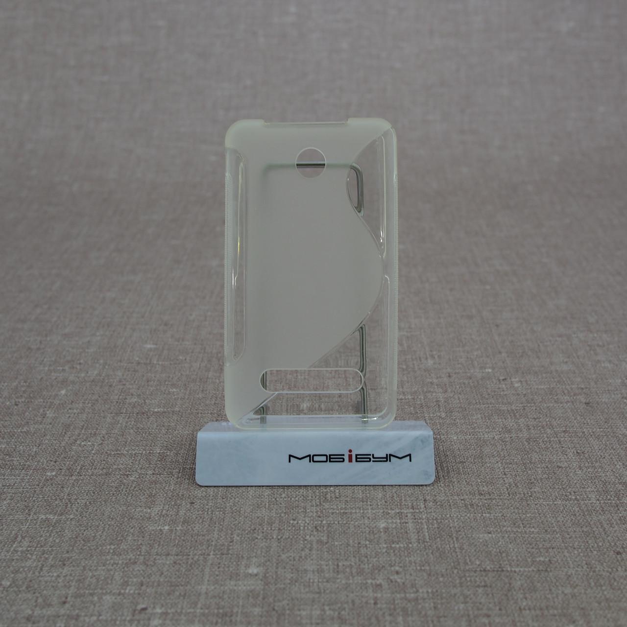 Чехол TPU Duotone Nokia 210 soft-clear