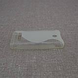 Чехол TPU Duotone Nokia 210 soft-clear, фото 4