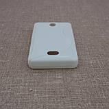 Чехол TPU Duotone Nokia 501 white, фото 3
