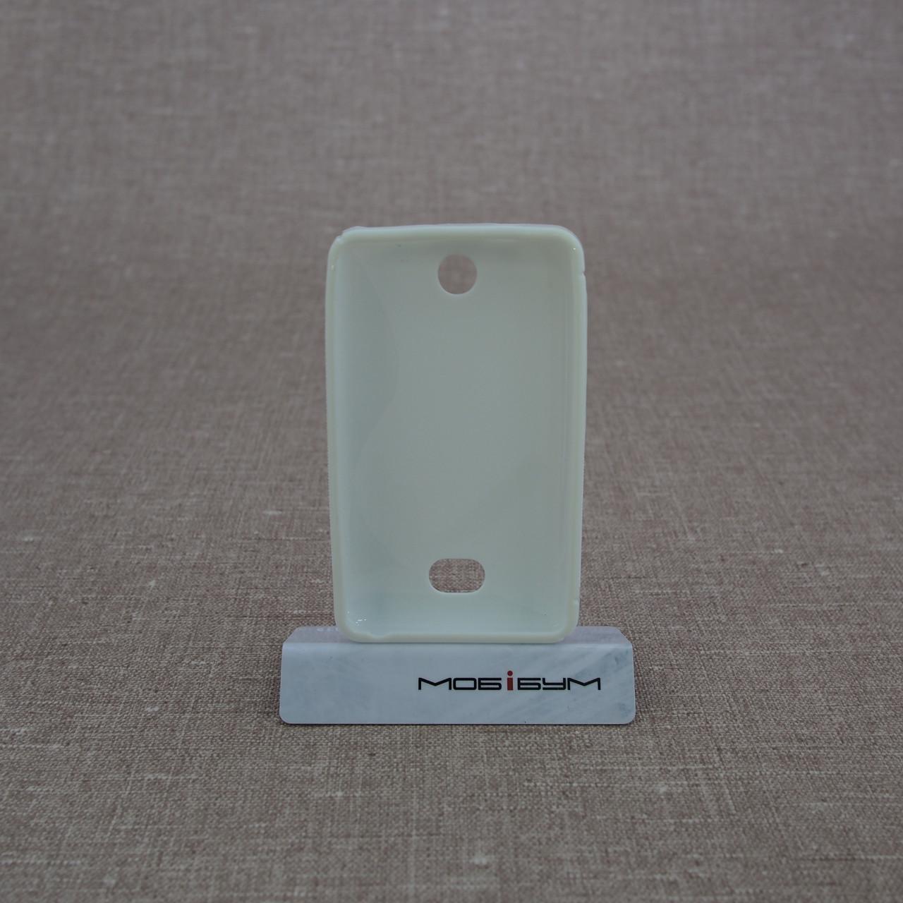 TPU Duotone Nokia 501 white
