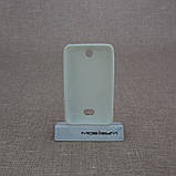 Чехол TPU Duotone Nokia 501 white, фото 2