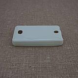 Чехол TPU Duotone Nokia 501 white, фото 4