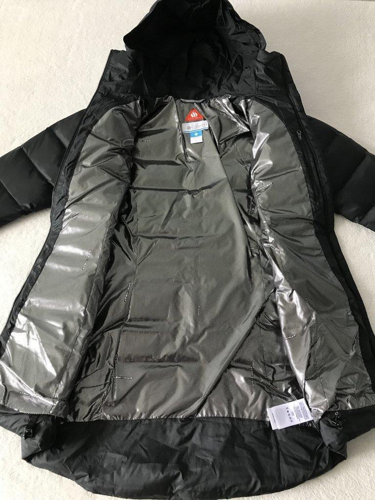 Зимняя куртка Columbia Hellfire Omni-Heat -650 Fill Power. e4aa99bcdee0a
