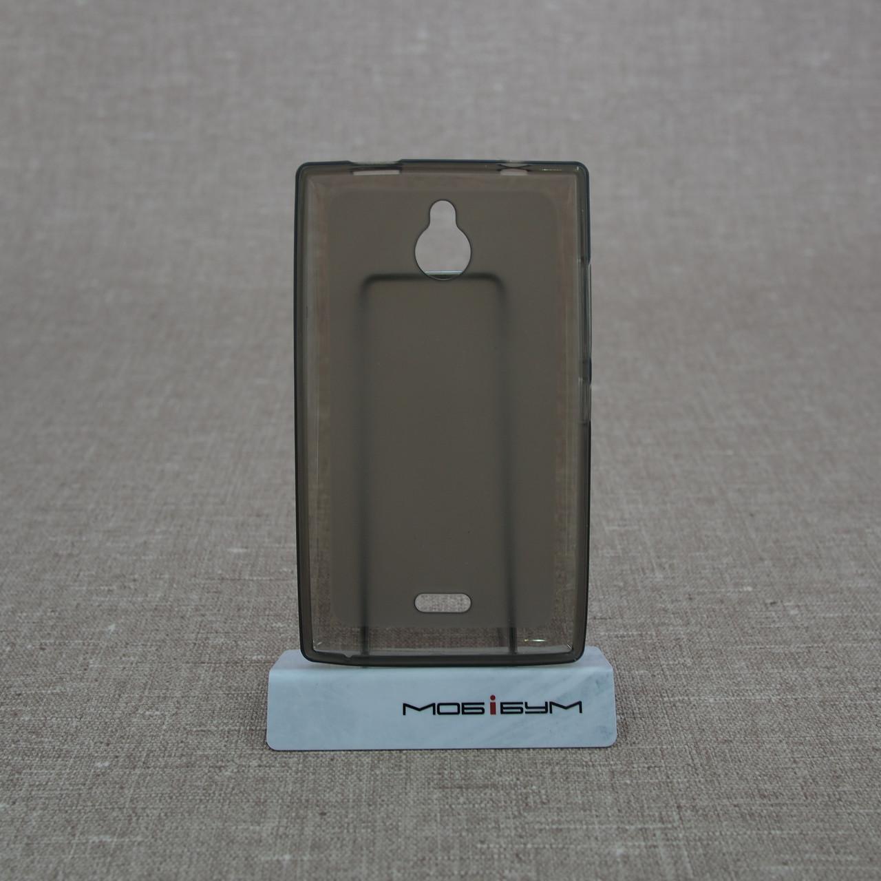 Чехол Epik TPU Nokia X2 grey