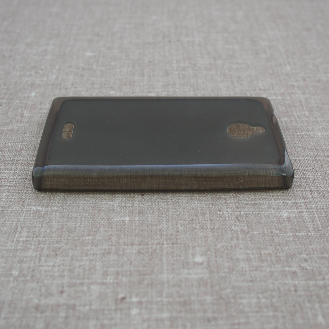 Epik TPU Nokia X2 grey Для телефона