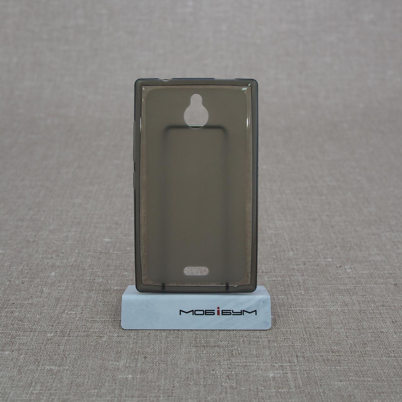 Чехлы для Nokia Epik TPU X2 grey Для телефона