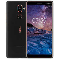 Nokia 7 6/64GB Black 12 мес.