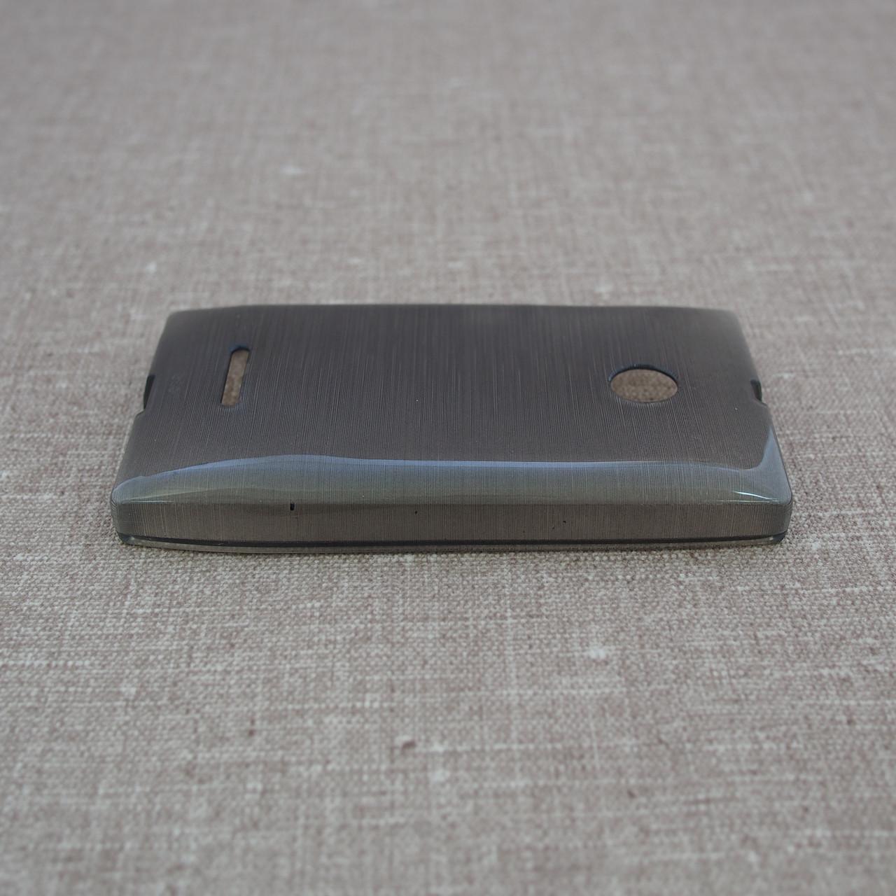 Чехлы для других смартфонов TPU Perl Lines Microsoft 435 grey Для телефона