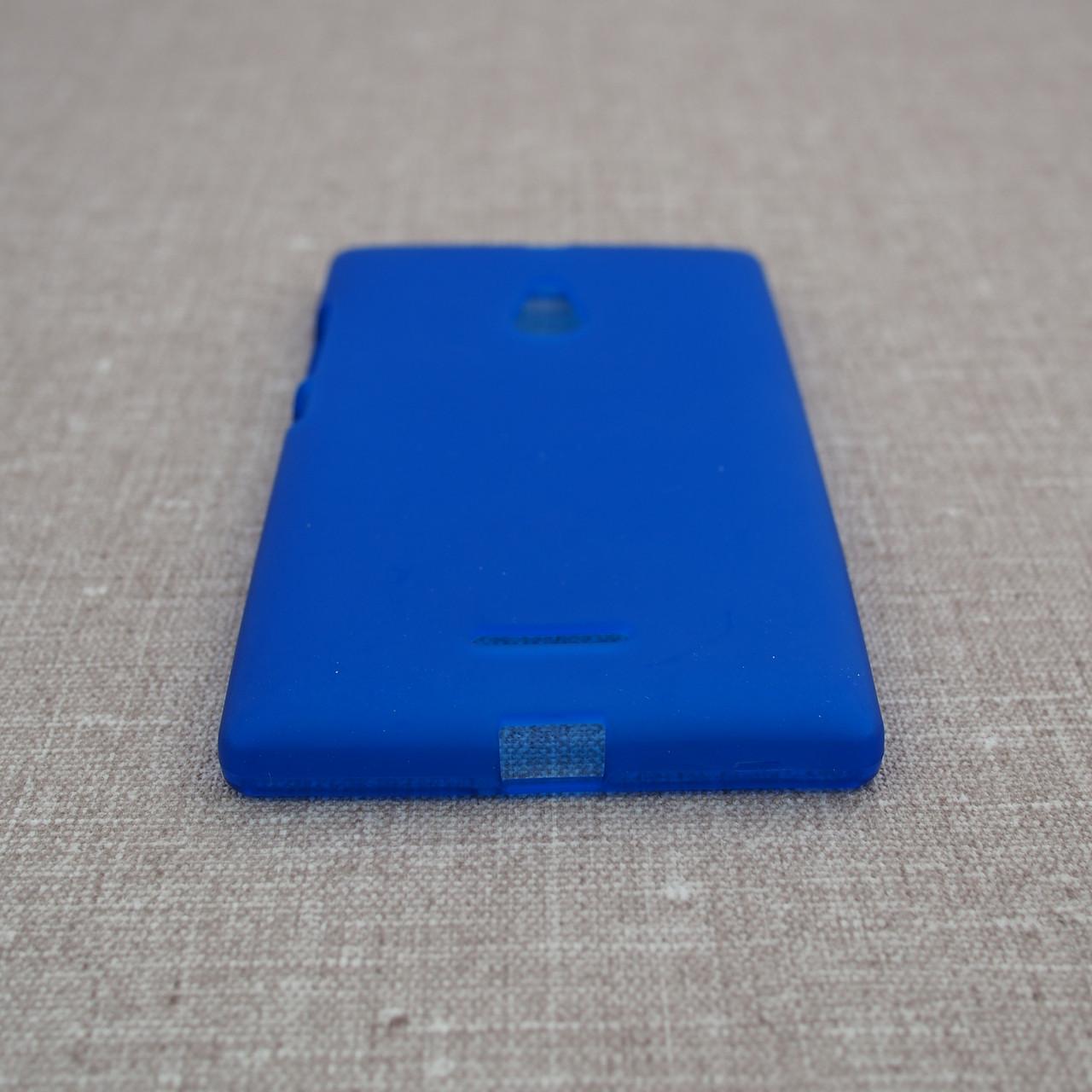 TPU Pro Nokia XL blue Для телефона