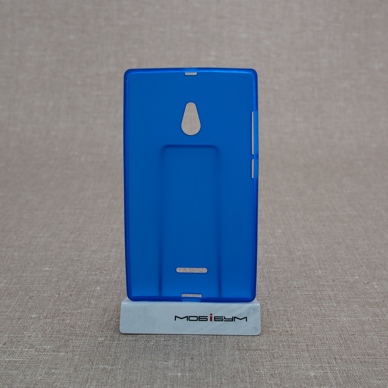 TPU Pro Nokia XL blue