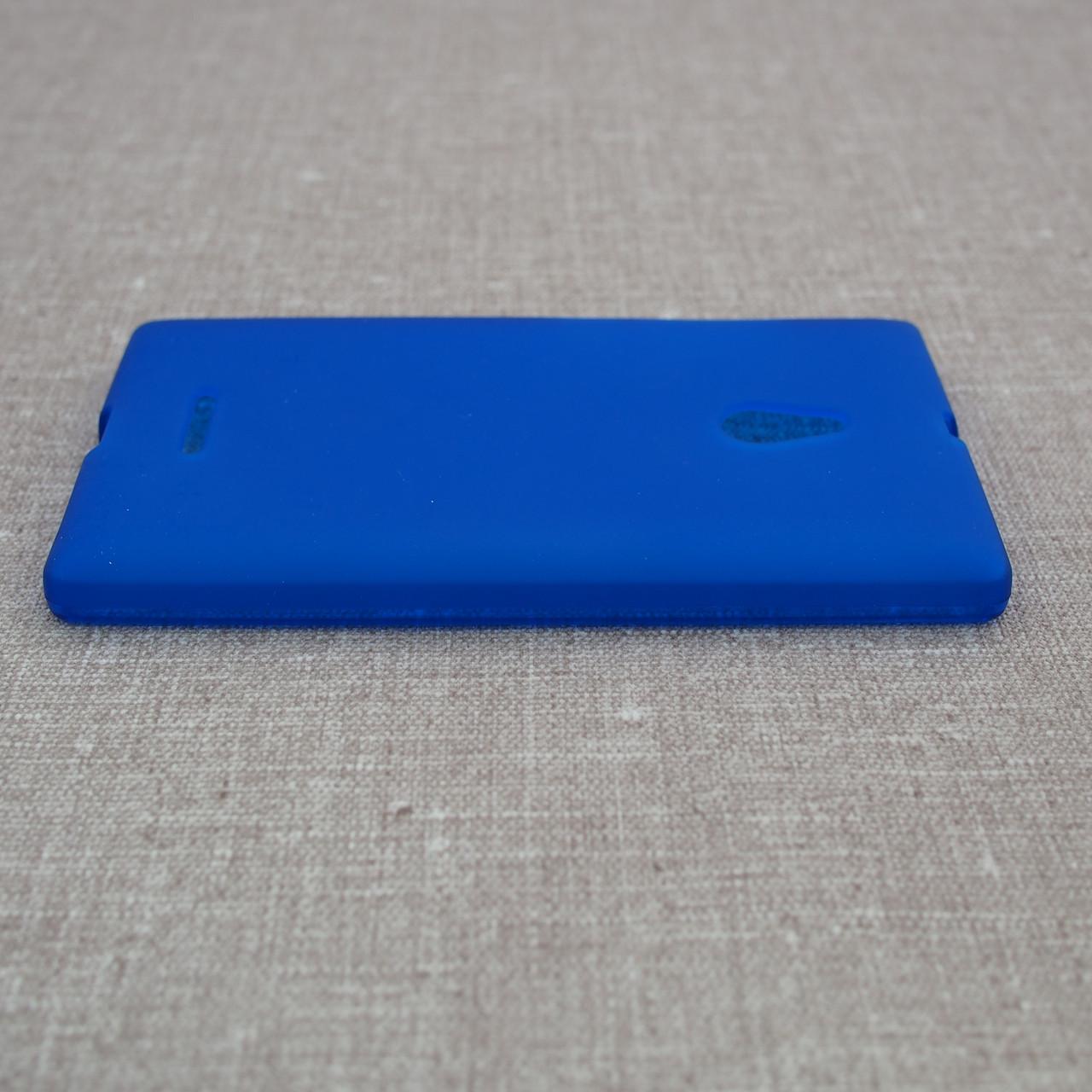 Чехол TPU Pro Nokia XL blue