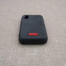 Чехол Silicon Samsung S5230 black, фото 2