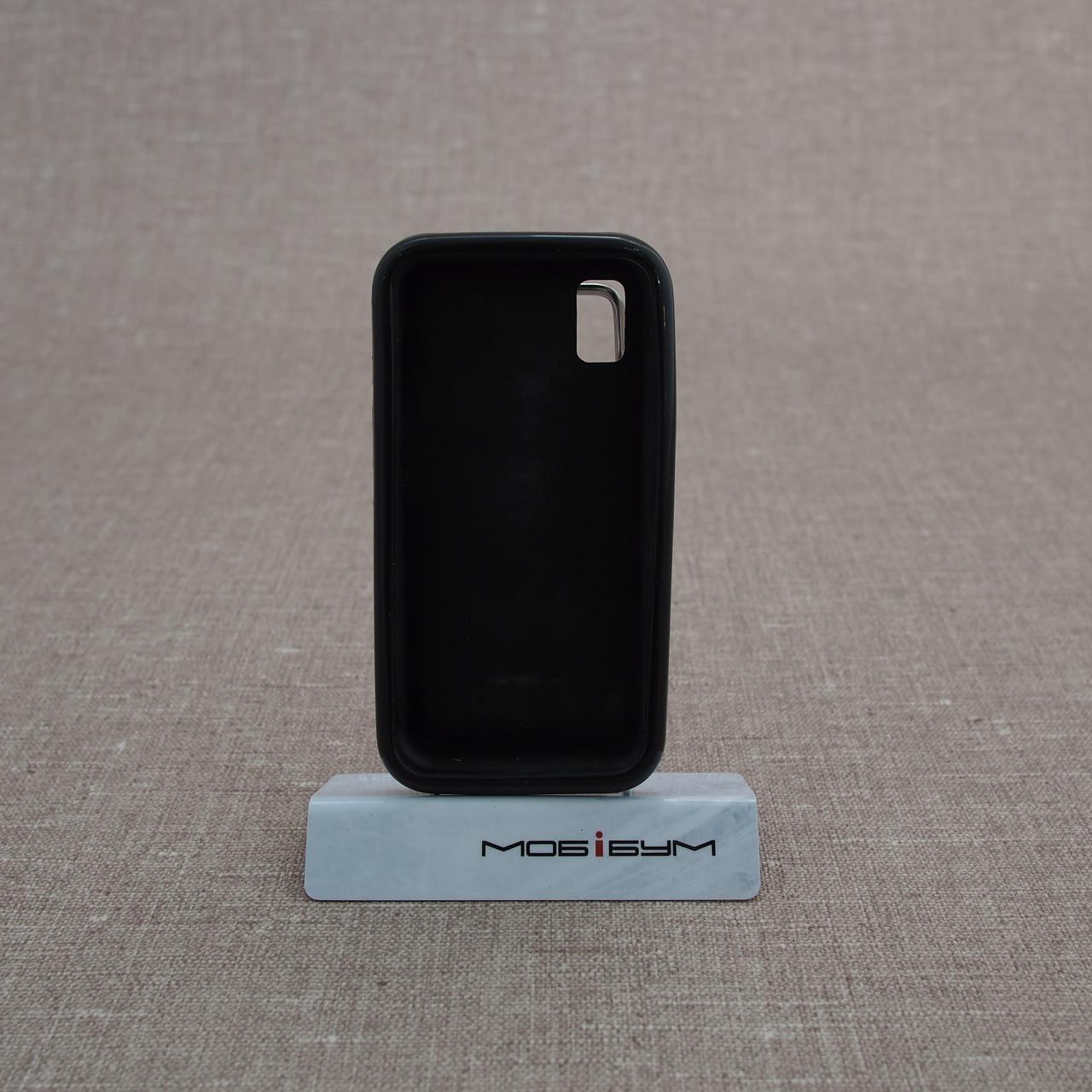 Чехлы для Galaxy других серий Silicon Samsung S5230 black Для телефона
