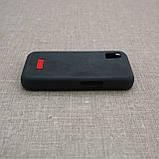 Чехол Silicon Samsung S5230 black, фото 4