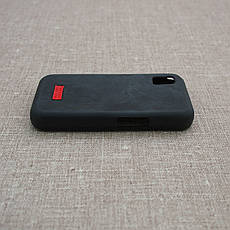 Чехол Silicon Samsung S5230 black, фото 3