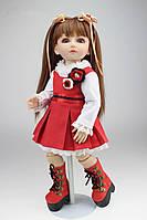 Модная кукла шарнирная Джулия 45 см