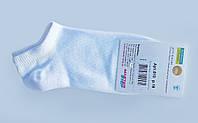 """Носки белые """"Низкие"""", размер 24 / 10-12 лет"""