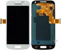 Дисплей (экран) для телефона Samsung Galaxy S4 mini I9190, Galaxy S4 Mini Duos I9192, Galaxy S4 mini I9195 + Touchscreen Original White
