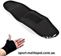 Power System Sports Wrist Thumb Hand Wrap Support Brace Protector компрессионный бинт 1 шт.