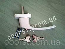 Ручка с замком и ключем