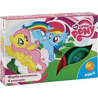 Краски пальчиковые KITE 2015 My Little Pony 064