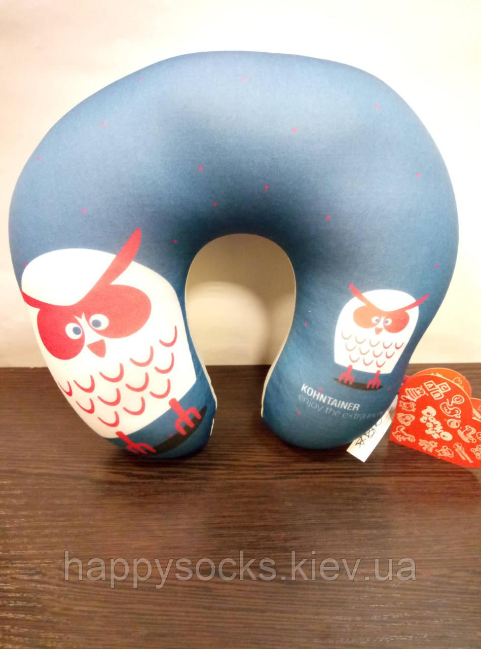 Мягкая антистрессовая подушка