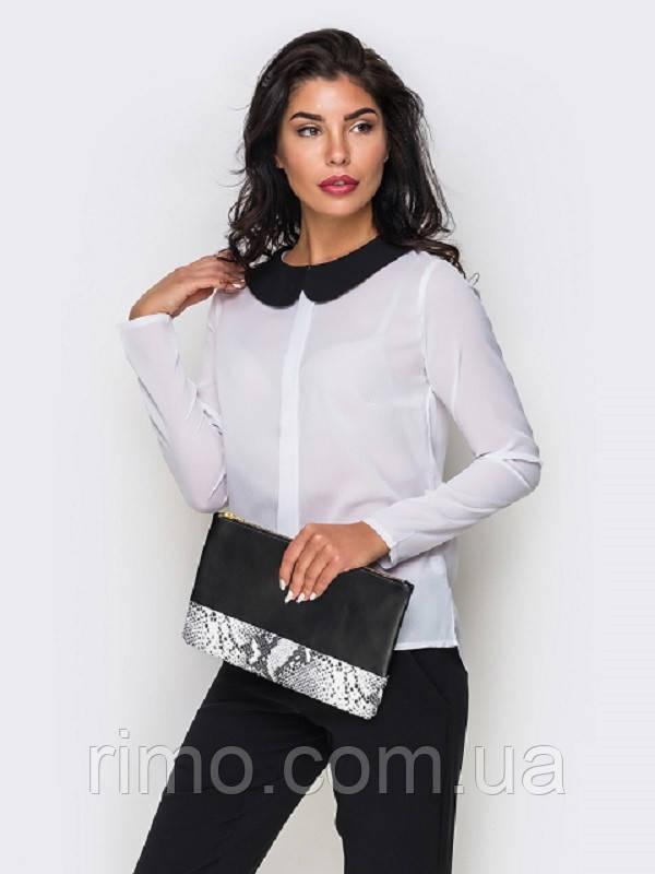 Блуза біла 366