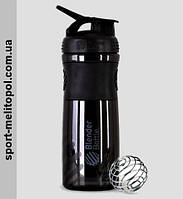 BlenderBottle SportMixer 820 мл - Черный