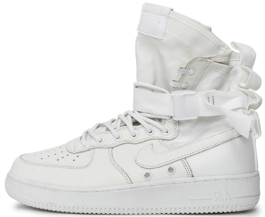 """Мужские кроссовки в стиле Nike Special Field Air Force 1 """"White"""" ( в стиле Найк )"""