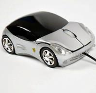 """Мышка - машинка """"Porsche"""" высокое качество"""
