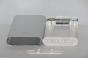 Корпус power bank. 5 В 2.0A Бокс на 8X18650 светодиодный индикатор Внешнее Зарядное Устройство