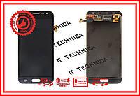 Тачскрин+матрица SAMSUNG J320H Черный