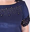 Платье большого размера Стелла (2 цвета), фото 6