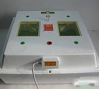 Инкубатор для яиц с цифровым терморегулятором Квочка МИ-30/1 с ручным переворотом