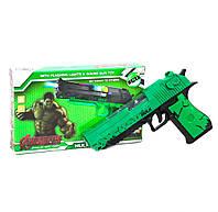 Пистолет музыкальный Мстители: Халк