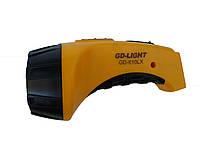 Фонарь аккумуляторний GD-610LX 4 LED