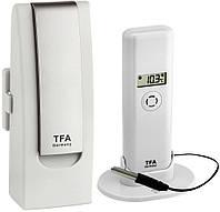 TFA Стартовый комплект TFA WeatherHub Observer c датчиком температуры и влажности с проводным Т-сенсором