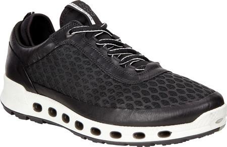 Мужские кроссовки ECCO Cool 2.0 GORE-TEX Textile Sneaker Black Black  Dritton Cow Leather 39100f746ef91