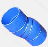 Патрубок интеркуллера впускной (нижний) Howo (WD615 Евро2) WG9725530070, фото 1