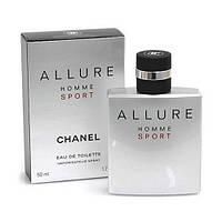 Chanel Allure Sport Homme туалетная вода мужская 50 ml