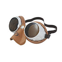 Мото очки Baruffaldi 101 Sar бежевые