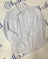 Блуза на девочку размеры 128-140 см