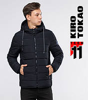 Зимняя подростковая куртка 6009-1 черный