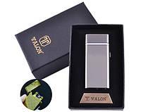 USB запальничка в подарунковій упаковці TALON HL-30-2 (Електроімпульсна,Подвійна блискавка)