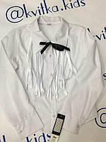 Блуза на девочку размеры 134 140 146 152 см