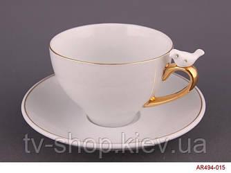 Чайний набір Пташка