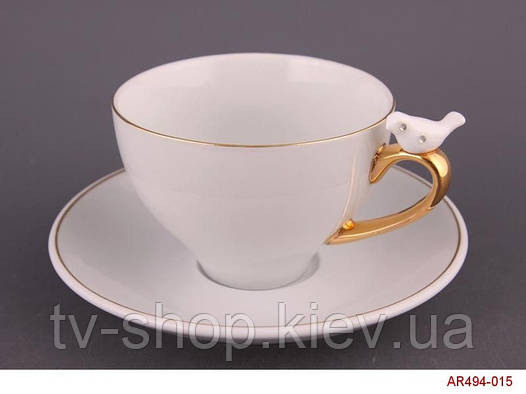Чайный набор Птичка