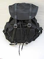 Рюкзак тканевый Pelletteria Cesily 7293 черный  (реплика)