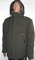 Зимние мужские куртки КОЛАМБИЯ НА МЕХУ